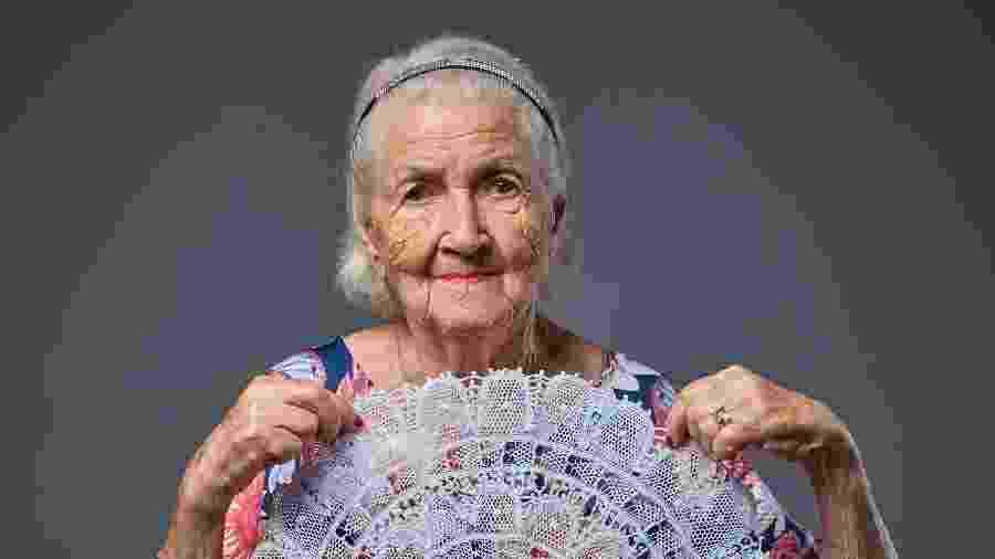 Dona Odete: uma das pioneiras da renda renascença no agreste pernambucano - Divulgação/Fenearte