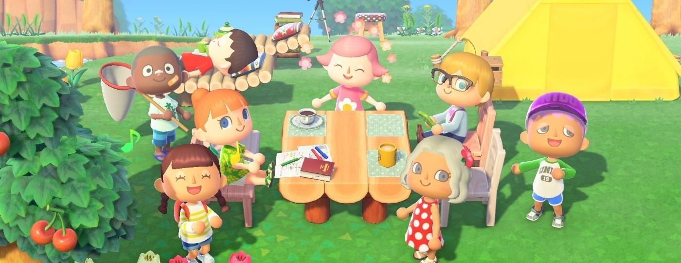 Faça amigos, visite outras ilhas, ganhe e dê presentes: Animal Crossing mostra que o mundo pode ser bom - Divulgação