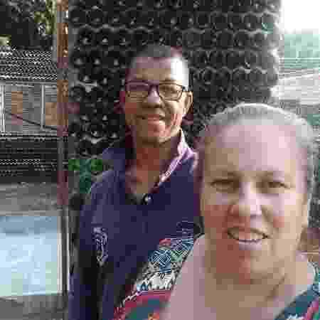 garrafas - Doris Dias/Arquivo Pessoal - Doris Dias/Arquivo Pessoal
