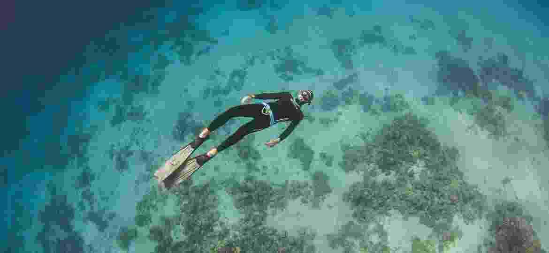 Carlos largou vida bem-sucedida em multinacional para viver de mergulho no Egito - Livio Fakeye