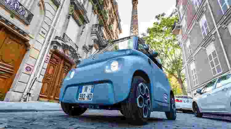 Citroën Ami - Divulgação/Citroën - Divulgação/Citroën