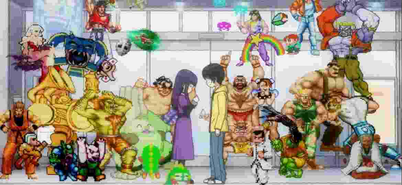 Quantos games você consegue identificar na imagem? - Divulgação