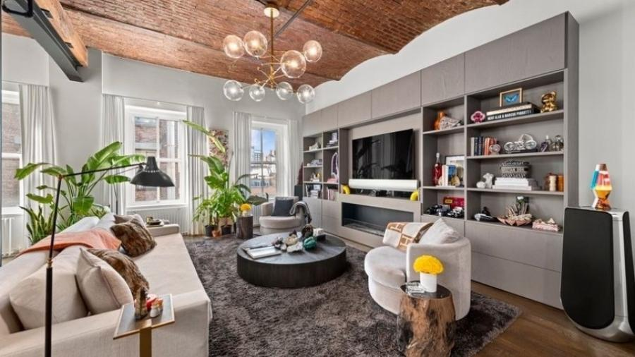 Cobertura de Bella Hadid em Nova York - Reprodução/City Realty
