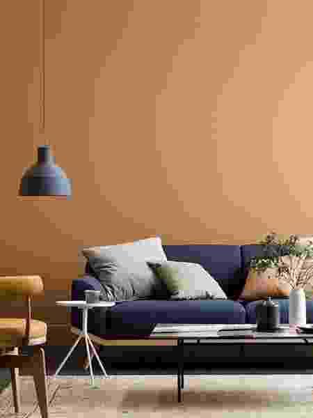 cores complementares - Reprodução/Elizavetta Interior Trends - Reprodução/Elizavetta Interior Trends