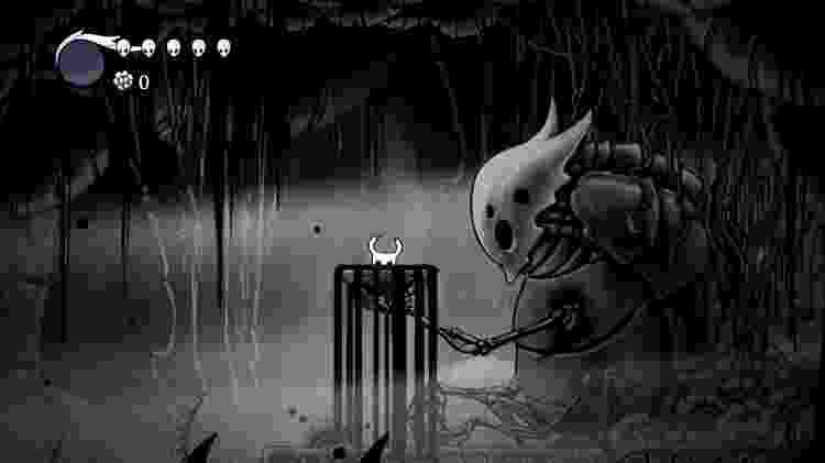 Hollow Knight - Divulgação/Team Cherry - Divulgação/Team Cherry
