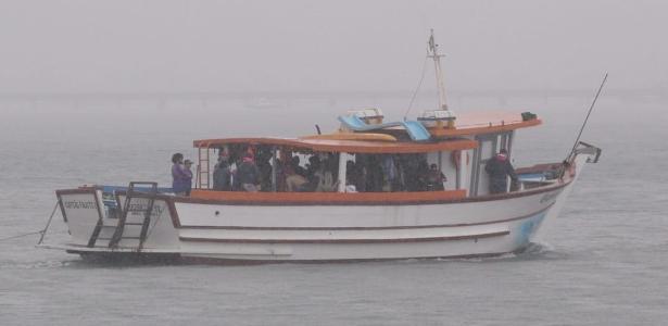 Litoral de SP   Na fase vermelha, Ilhabela tem passeios de barco e aglomeração