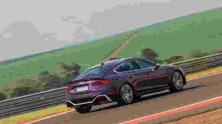 Audi RS5 Sportback - Divulgação - Divulgação