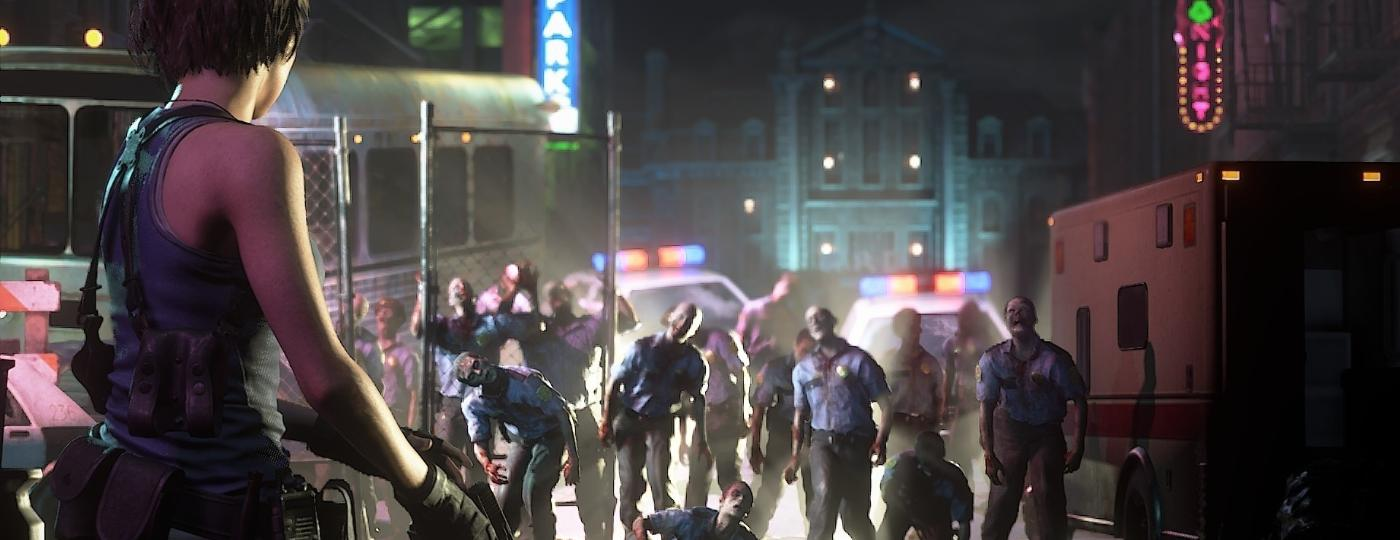 Raccoon City saiu dos trilhos: uma pandemia tomou conta da cidade, e você vai tentar escapar com vida - Divulgação