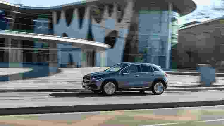 Mercedes - Divulgação - Divulgação