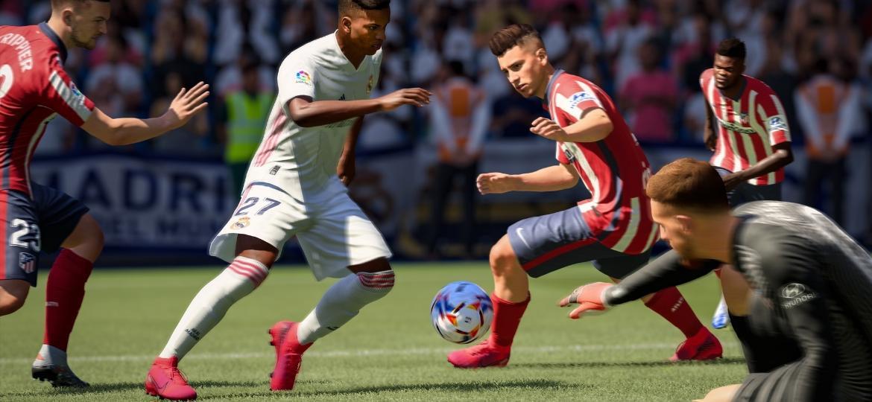 FIFA 21 ganhou roupa e cara nova, com ajustes importantes de gameplay, mas sem mudanças radicais  - Divulgação/EA