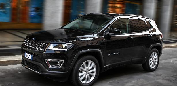 Mercado automotivo   Novo Jeep Compass estreia com motor turbo em abril; veja detalhes do SUV