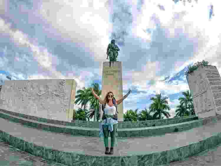 Kami em Cuba - Arquivo pessoal - Arquivo pessoal
