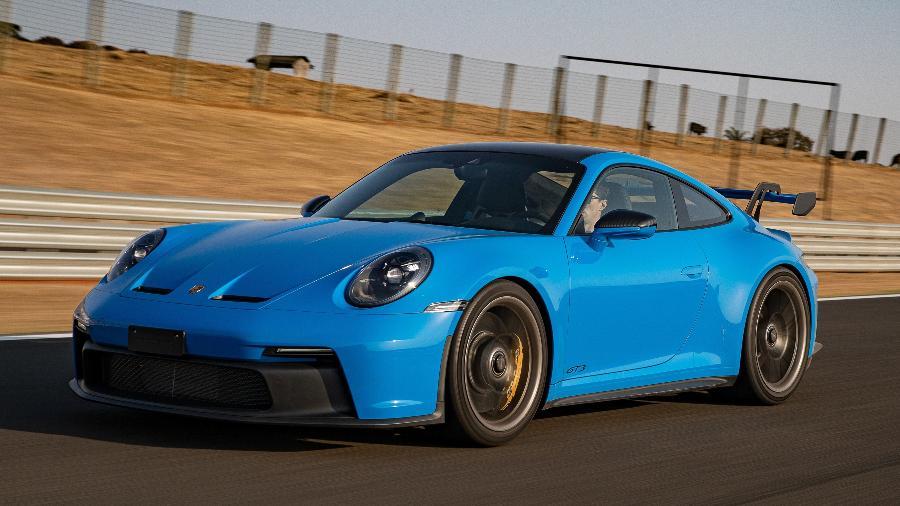 Porsche 911 GT3 - Divulgação/Porsche