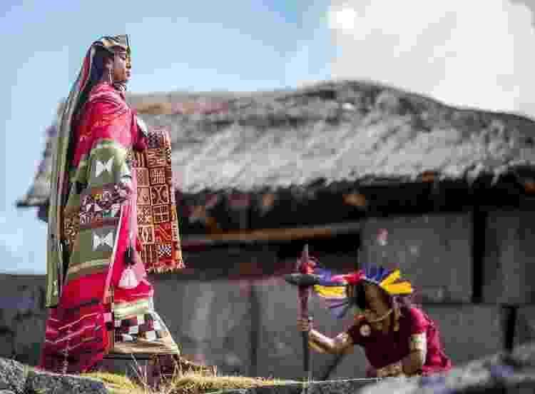Inti Raymi (Festa do Sol), em Cusco, no Peru - Warner Rios - Warner Rios