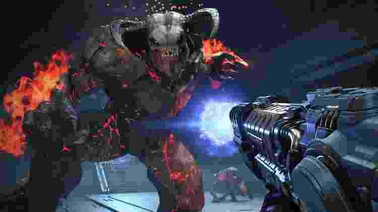 Doom rev 3 - Divulgação - Divulgação