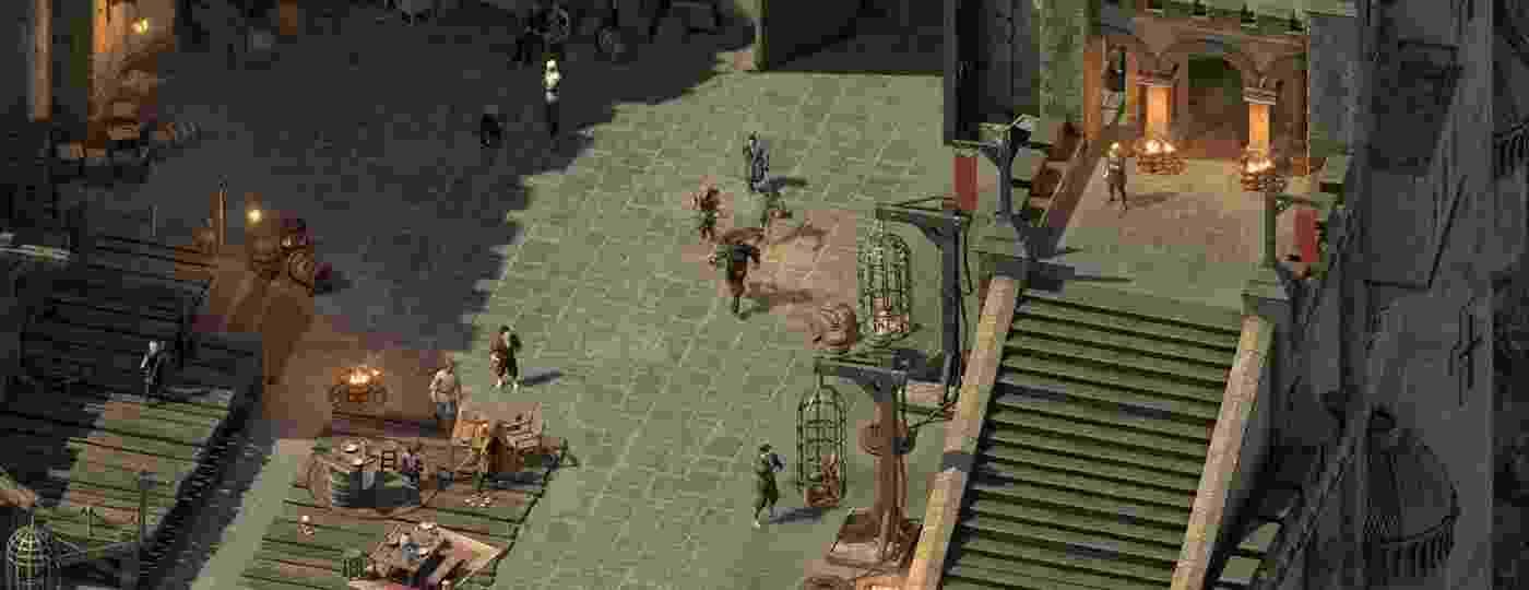 """Pillars of Eternity II: Deadfire é um RPG denso e cheio de conteúdo, mas que nos consoles sofre com """"loadings"""" muito demorados - Divulgação"""