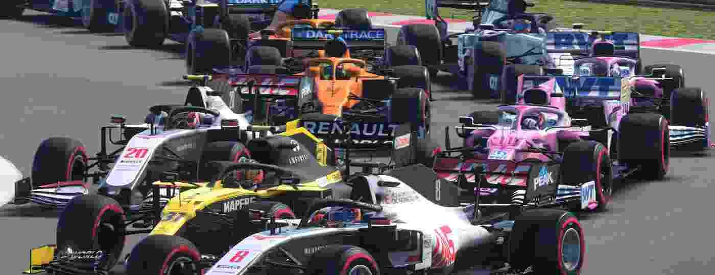 F1 2020 - Divulgação
