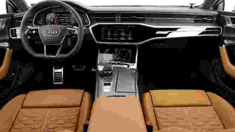 Audi RS7 - Divulgação - Divulgação