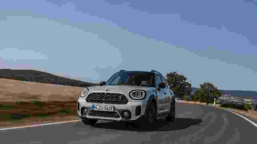 Mini Cooper Countryman S E All4 Exclusive - Divulgação