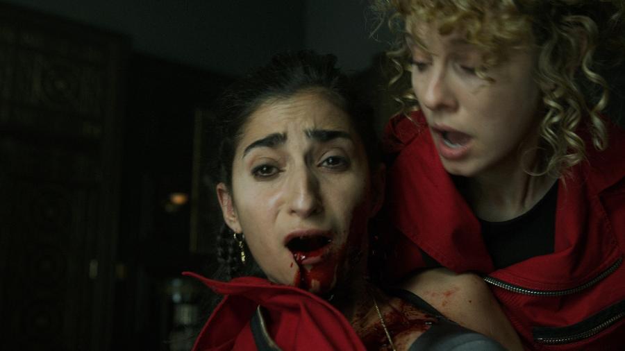 """Nairóbi segue entre a vida e a morte no início da parte 4 de """"La Casa de Papel"""" - Divulgação/Netflix"""