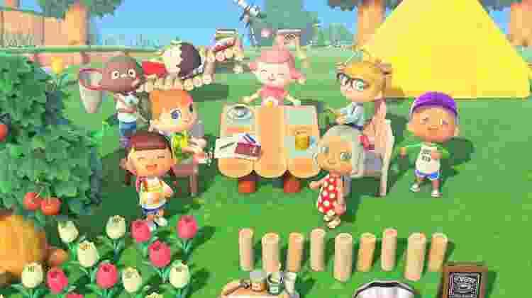 Animal Crossing: New Horizons - Divulgação - Divulgação