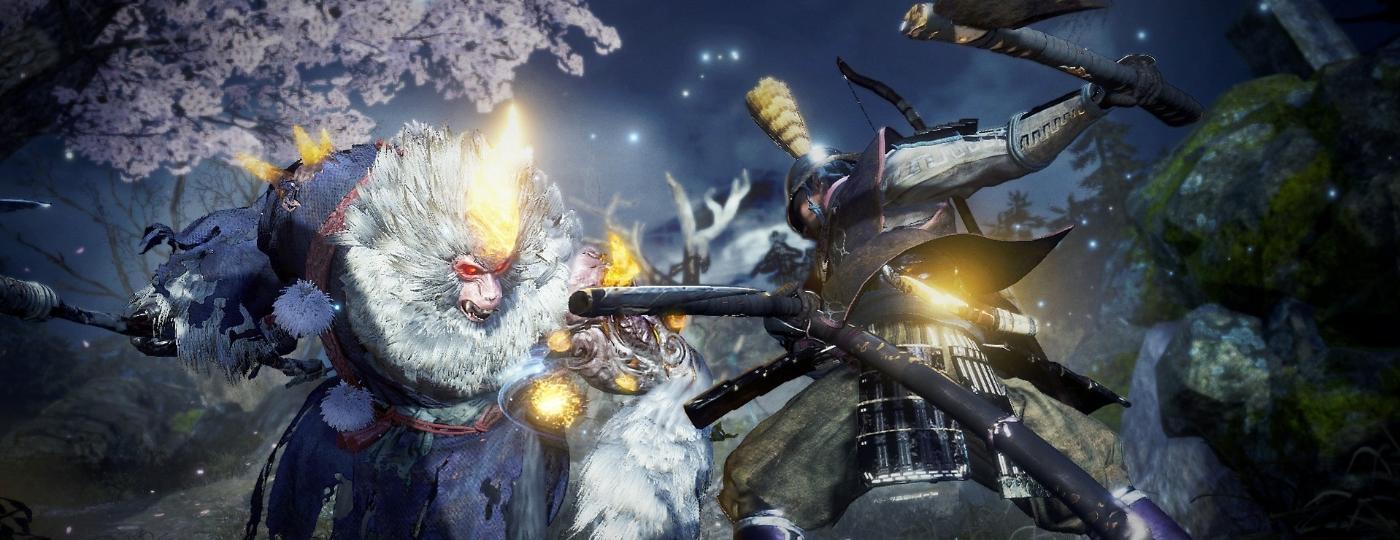Nioh 2 mantém o combate preciso e rápido, exigindo reflexos e disciplina do jogador - Divulgação