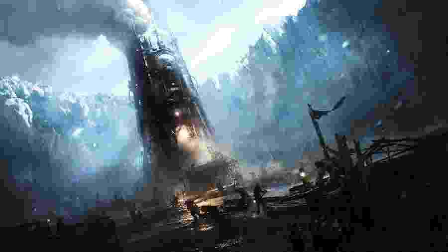 Frostpunk é dos mesmo criadores do também ótimo game This War of Mine - Divulgação