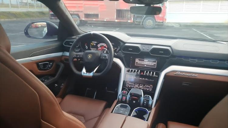Lamborghini Urus - Jorge Moraes - Jorge Moraes
