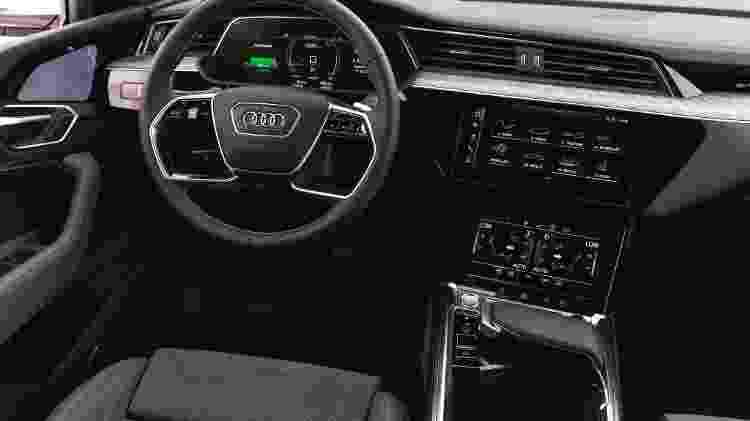Audi e-tron Sportback - Divulgação/Audi - Divulgação/Audi