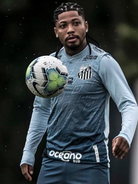 Marinho volta ao Santos e será o capitão - Ivan Storti/Santos FC