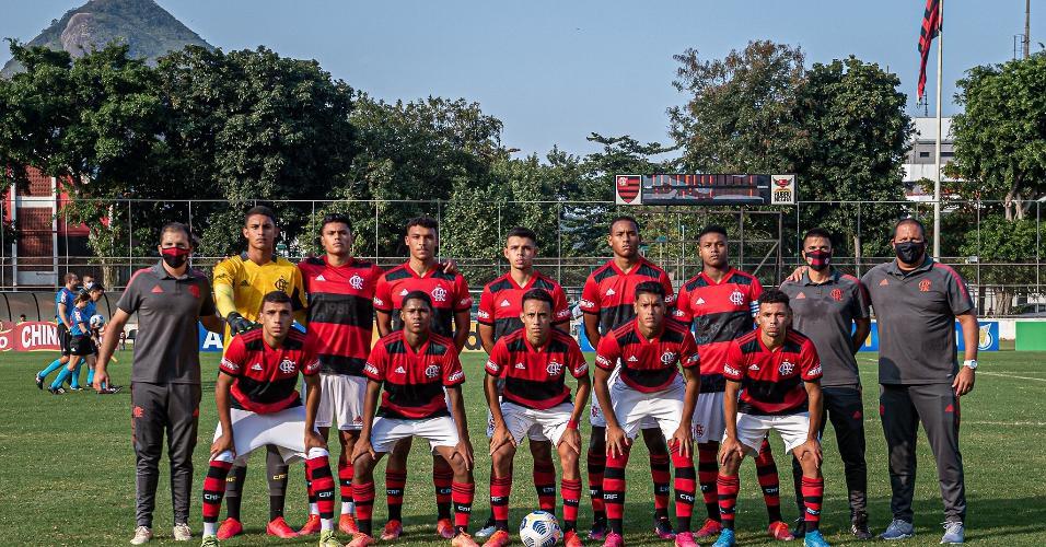 Ontem (07), o Flamengo derrotou o Botafogo por 2 a 0, em partida válida pelo Brasileirão Sub-17.