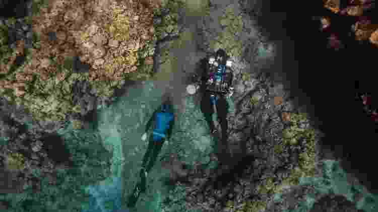 Mergulho em Dahab - Livio Fakeye - Livio Fakeye
