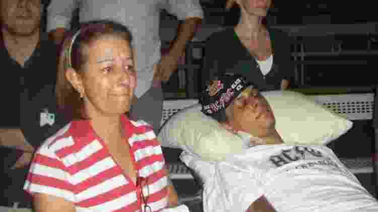 Por meningite, Pedro Pimenta teve que amputar os braços e as pernas - Arquivo pessoal - Arquivo pessoal