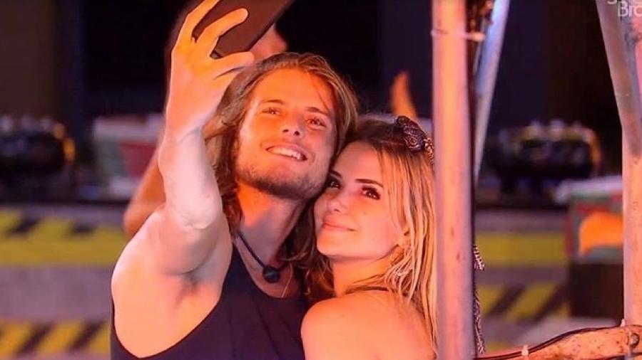 Marcela e Daniel, do BBB 20 - Reprodução/Instagram