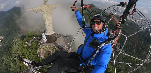 Nossa | Ex-BBB e atleta, Fernando Fernandes explora o mundo sobre cadeira de rodas