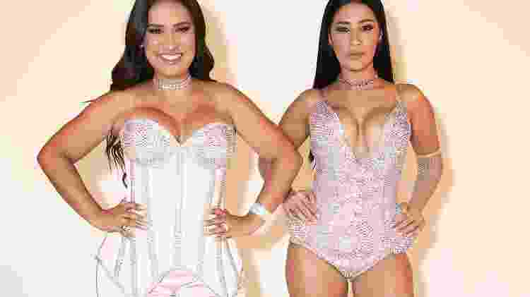 Simone e Simaria - Manuela Scarpa/Brazil News - Manuela Scarpa/Brazil News