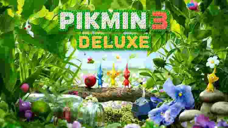 Pikmin 3 Deluxe - Divulgação - Divulgação
