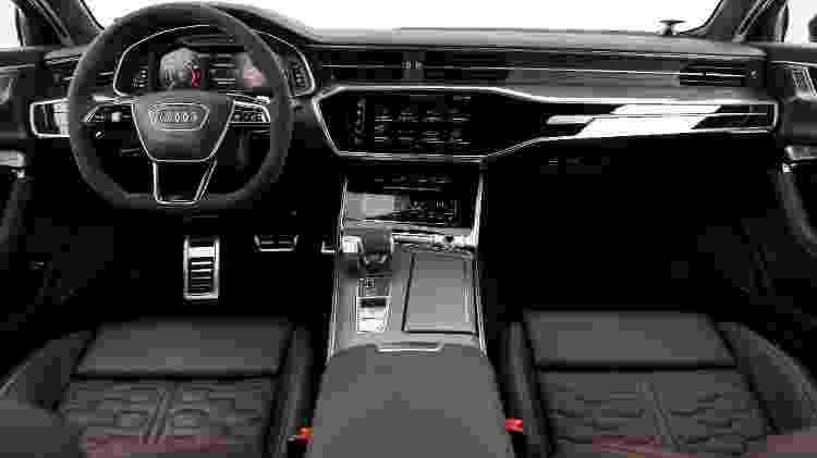 Audi RS6 - Divulgação - Divulgação