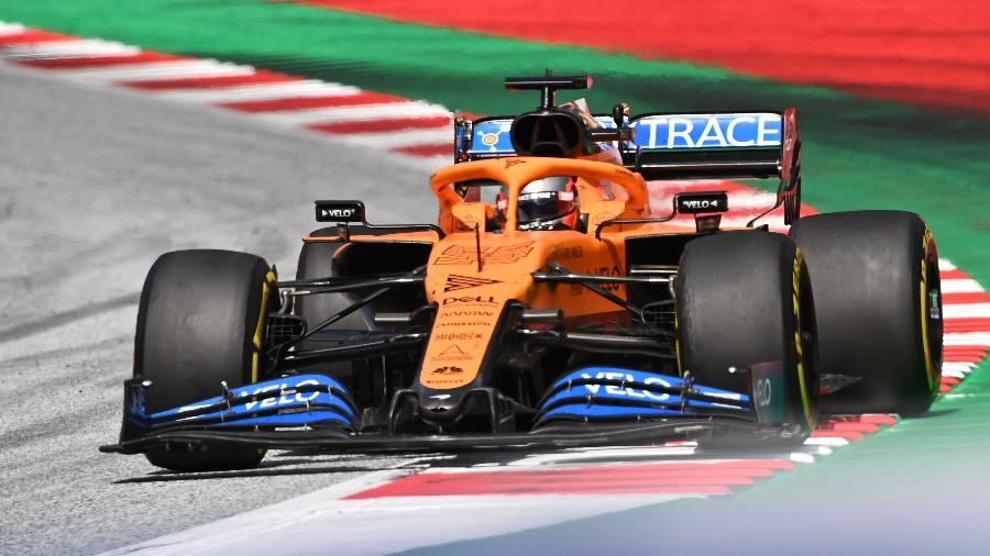 A McLaren vem em boa fase dentro e fora da F1 - Joe Klamar / various sources / AFP