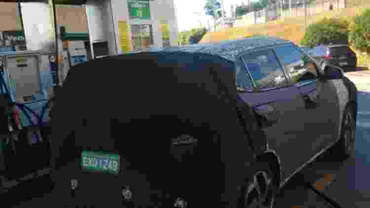 Flagra do novo Hyundai Creta - Mauricio Mochon - Mauricio Mochon