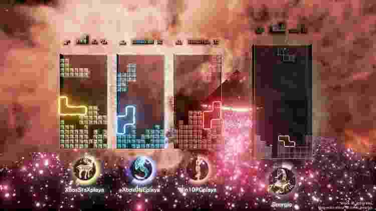 Tetris Effect Connected - Divulgação - Divulgação