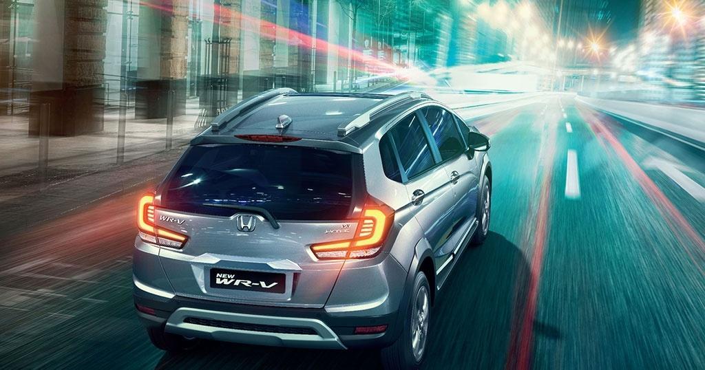 Novo Honda WR-V 2021 é apresentado; veja como ficou