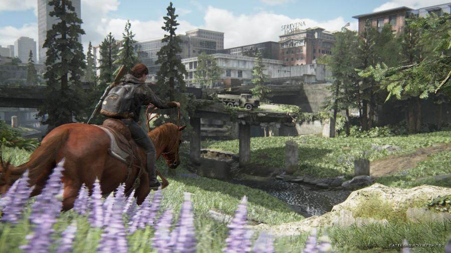 The Last of Us II é um dos jogos com mais indicações na premiação - Divulgação/Sony