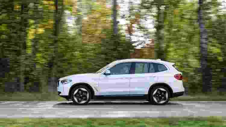 BMW iX3 - Divulgação - Divulgação