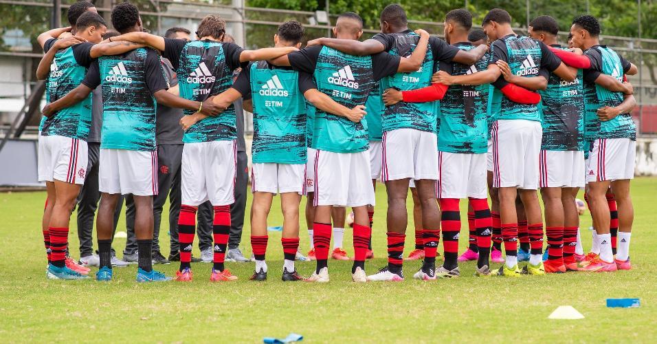Ontem (14), os crias da Gávea enfrentaram o Macaé pela quinta rodada do Carioca Sub-20.