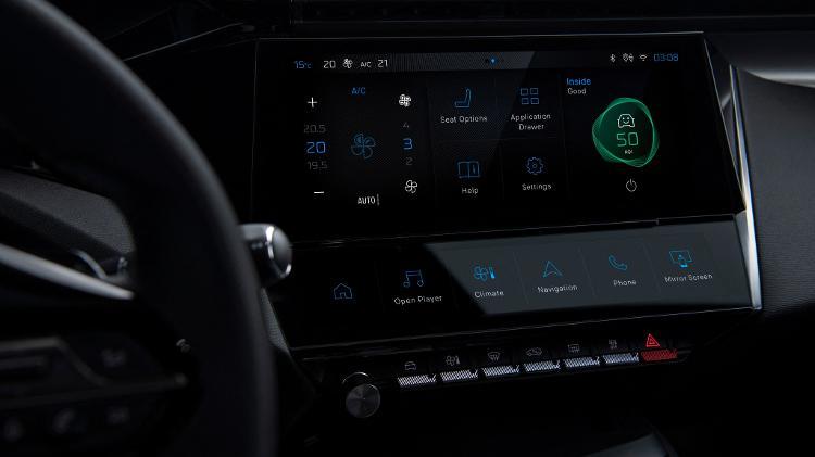Peugeot 308 - Divulgação - Divulgação
