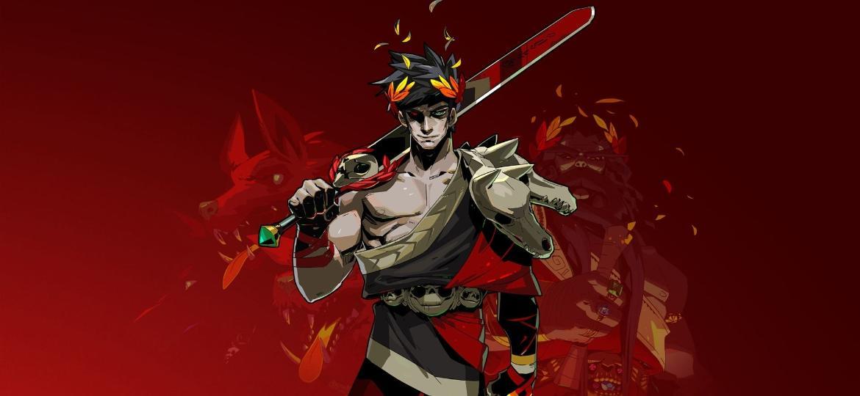 Zagreu, filho de Hades, é o protagonista cheio de estilo do game inspirado pela mitologia grega - Divulgação