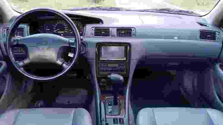Toyota Camry 1998 - Felipe Carvalho/UOL - Felipe Carvalho/UOL