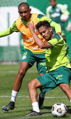 Pensando no próximo compromisso do Verdão, o técnico Abel Ferreira dividiu os jogadores em atividades de campo, mais leves e de recuperação. Amanhã (26), o elenco fará mais um treino antes do seu último jogo na fase de grupos da Libertadores.