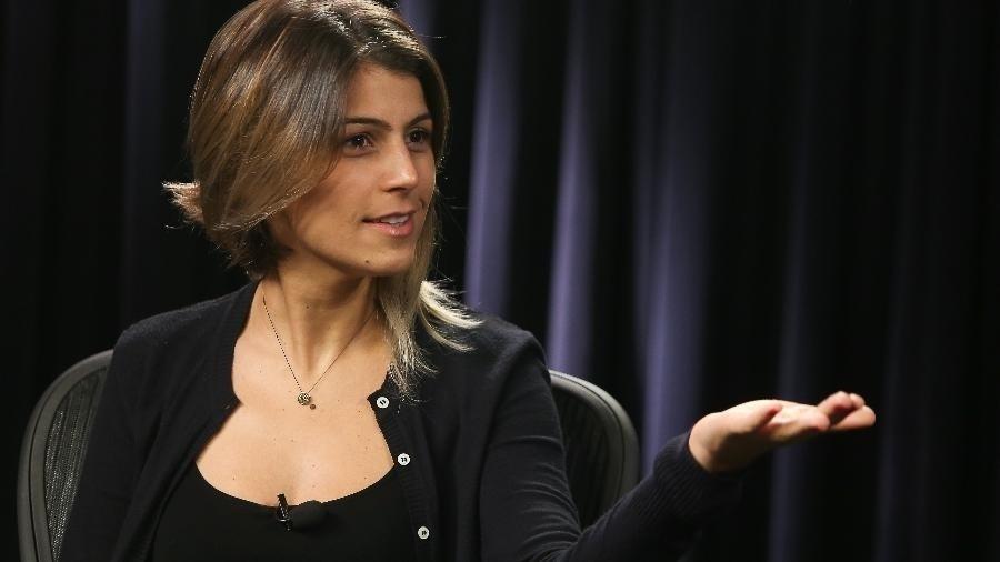 """Manuela D""""Ávila, candidata à Prefeitura de Porto Alegre pelo PCdoB - Sérgio Lima/Folhapress"""